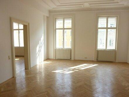ca 110m2 Bürofläche - 4 Räume in repräsentativem Stilaltbau Währingerstraße/Votivkirche