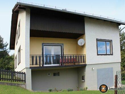 Nähe Friedberg: Einfamilienhaus in ruhiger Aussichtslage