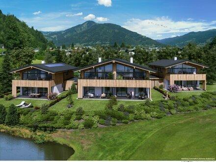 Zell am See: Modernes Chalet in idyllischer Lage
