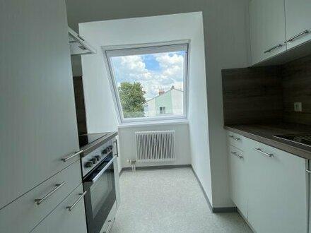 Zum Verkauf gelangt eine TOP 1 Zimmer DG-Wohnung in 1210 Wien