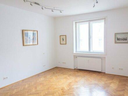 Innere Stadt! Gepflegte 2-Zimmer Altbauwohnung! Nähe Stephansplatz!