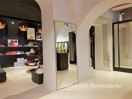 Ansprechende Geschäftsfläche im Herzen von Salzburg