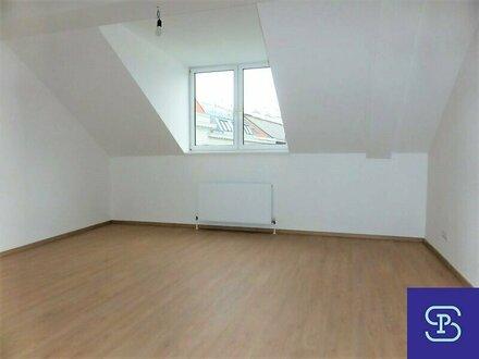Unbefristete 57m² DG-Wohnung Nähe Augarten - 1200 Wien