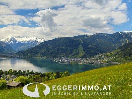 Tolles landwirtschaftliches Grundstück in Thumersbach/Zell am See
