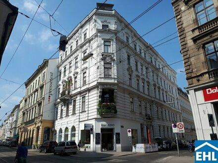 Geschäftsfläche in der Josefstädter Straße