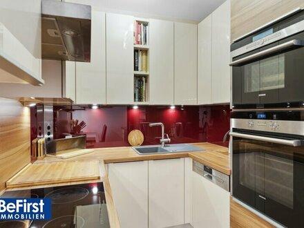 Grünblick: Sonnige 4-Zimmer Wohnung mit großzügiger Terrasse