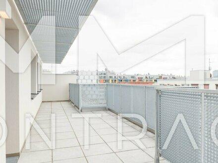 Erstbezug: Dachterrassenwohnung in Toplage Innsbruck-Mariahilfstraße 34: Top 19