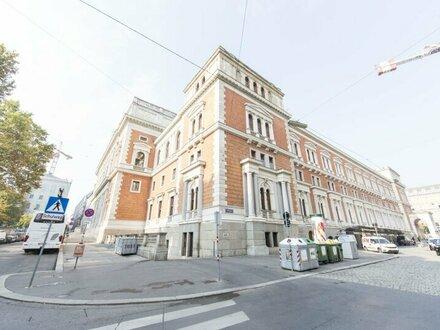 Herrschaftliches Büro mit 2-Zimmern in der Börse zu vermieten!
