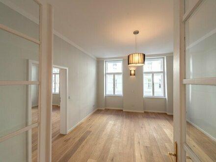 ++NEU** Top-sanierter ERSTBEZUG, 2-Zimmer ALTBAUwohnung in guter Lage! perfekt für Pärchen!