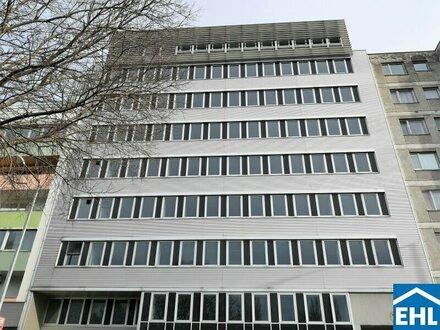 Modernes Bürogebäude Nähe Friedensbrücke