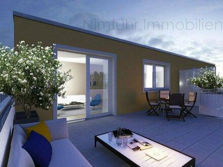 Tolle 2-Zimmer-Dachgeschoß-Wohnung mit super Ausblick - Hallein