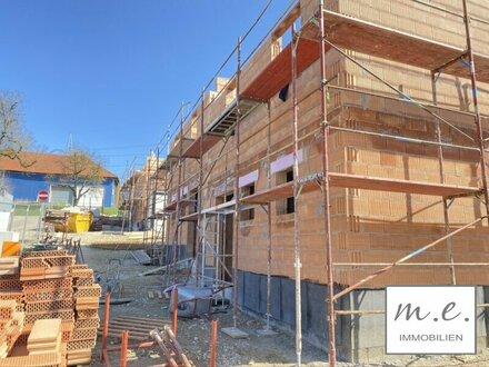 Neubau Doppelhaushälfte in Sipbachzell