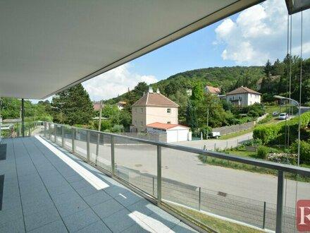 Terrassentraum Klosterneuburg Provisionsfreie 3 Zimmer Eigentumswohnung Erstbezug Marken-Einbauküche inklusive