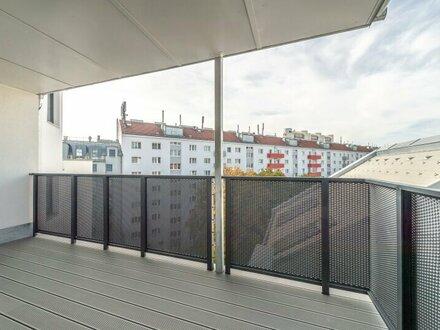 ++VIDEOBESICHTIGUNG++ Fantastischer 2-Zimmer NEUBAU-ERSTBEZUG mit ca. 6m² hofseitigem Balkon! auch toll für ANLEGER!