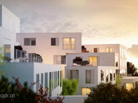 Neubau: Moderne Terrassen-Traumwohnung in bester Salzburger Altstadt-Lage
