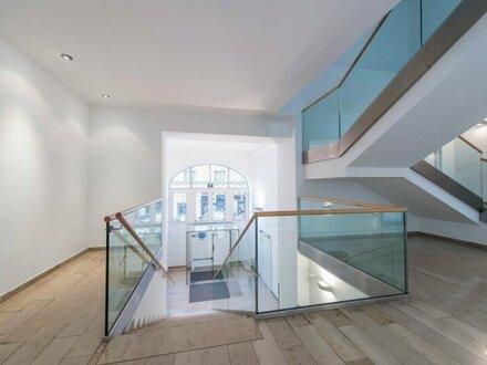 Loft-Wohnung mit Balkon in der Nikolsdorfer Gasse!