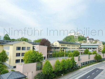Sonnige 2-Zimmer-Wohnung mit Festungsblick