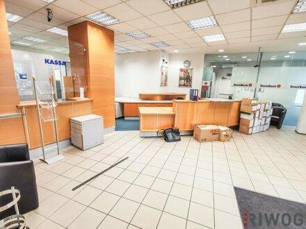 Büro/Geschäftslokal mit 106m² beim Hauptbahnhof!