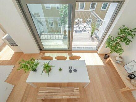 ++NEU++ Hochwertige 3,5 Zimmer DG-Maisonette, Erstbezug, tolle Dachterrassen!