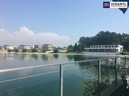 Wohnen am wunderschönen Badesee - Nähe Graz - Urlaubsgefühl pur! Provisionsfrei!