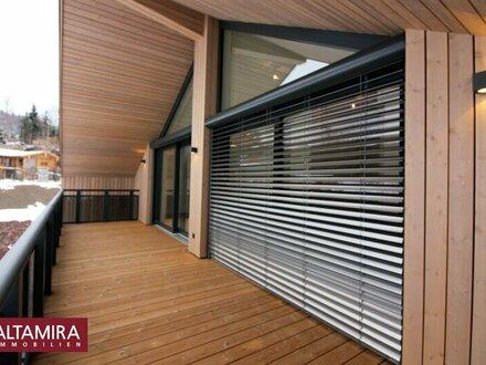 Ramsau am Dachstein: Erstbezug Penthousewohnung! Mit dem Lift direkt in die Wohnung