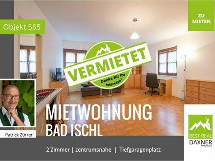 Vermietet! 2 Zimmer Ferien- / Mietwohnung in Bad Ischl