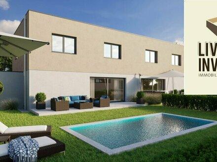 LIV Green Village Leonding - 10 ökonomische und hochwertige Doppelhausvillen - Villa A1