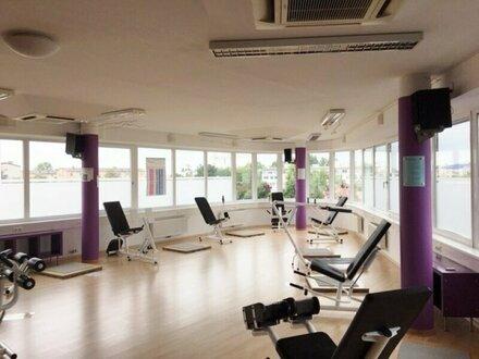 Fitnessstudio - Barrierefrei - Nahe Landeskrankenhaus