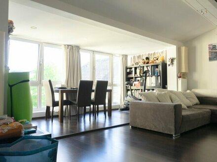 Traum-Dachgeschosswohnung-Toplage im Herzen von Wien!