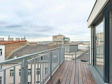 ERSTBEZUG: traumhafte Dachgeschosswohnung in Toplage