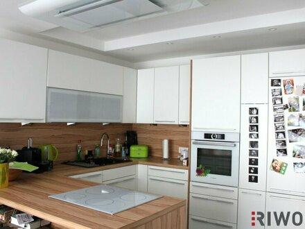 FAMILIENTRAUM in der Siegfriedgasse - 4-Zimmer Wohnung mit Loggia und Garten