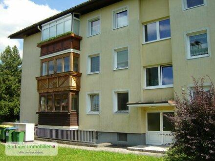 Familienhit! Heimelige 3-Zimmer-Wohnung + Loggia