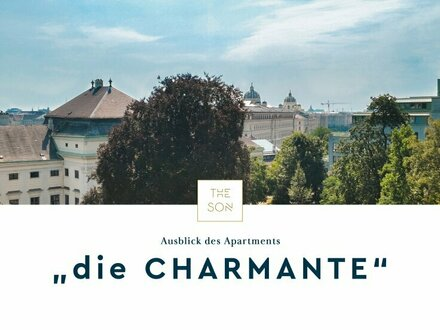 THE SON - Altbaucharme mit grandiosem Blick!