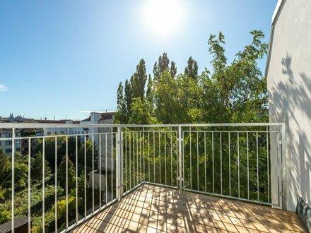 ++NEU++ 2,5 Zimmer DG-ERSTBEZUG mit Blick aufs Wasser, Dachterrasse + Balkon!