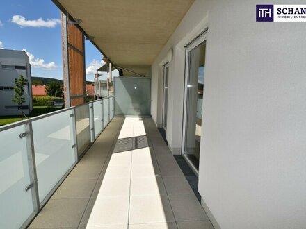 ERSTBEZUG in BESTLAGE: Jetzt einziehen! Perfekt aufgeteilte 3-Zimmer Wohnung im Zentrum von Gleisdorf + Südausrichtung +…