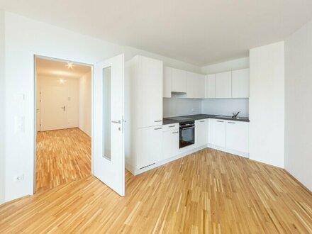 360° Rundgang - hofseitige Mietwohnung mit Loggia - Erstbezug mit U-Bahn u. Supermarkt - LIWI280/85