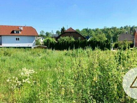 Schönes Baugrundstück in Schönau