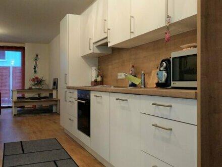 Innsbruck/Amras - sehr schöne 3 Zimmer-Gartenwohnung