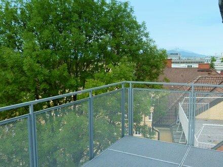 Dachgeschosswohnung - Terrasse - unbefrister Mietvertrag - Andräviertel
