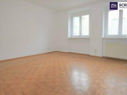 Lichtdurchflutete Wohnung im Herzen von Graz - absolute Ruhelage garantiert