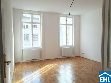 Schöne Stilaltbauwohnung mit 3 Zimmer in zentraler Lage