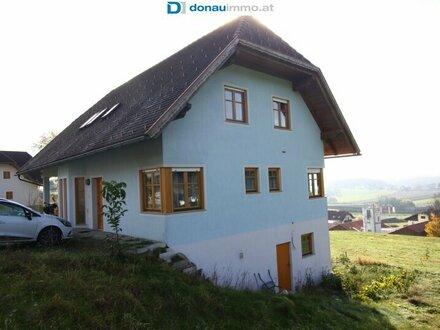 Ein Wohnhaus für die ganze Familie - mit viel Platz, Sonne und Fernblick
