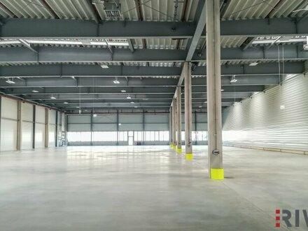 Modernste Produktions oder Logistikflächen!