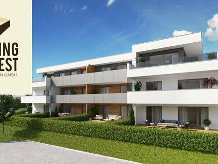 LIV Westside Living - Hochwertige Eigentumswohnungen in Pasching TOP B06 - 1. OG Ost - Reserviert