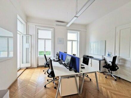 ++NEU** Porzellangasse, Büro, Praxis Bestlage im Servitenviertel, 5-Zimmer + großer Vorraum + Balkon