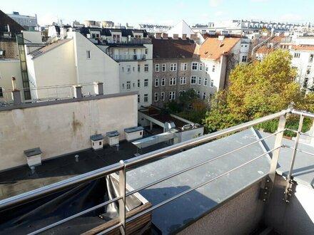 Wohnung und Terrasse auf EINER EBENE! Ruhige Lage, Terrasse uneinsehbar - U3 Nähe