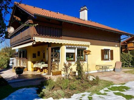 Sympathisches Wohnhaus am Rande der Grünzone Salzburg-Süd
