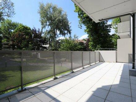 Upper West 119! Neubau-Maisonette mit 2 Bädern sowie Terrasse und Balkon