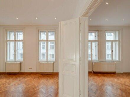 ++STILALTBAU++ Bestlage nahe Altes AKH, 3-Zimmer + halboffene Küche!