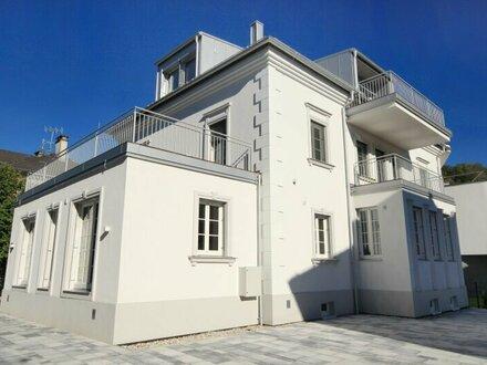 Riedenburg: hochwertige Gartenwohnung